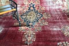 Semiantik Kerman, ca 400x300 cm.