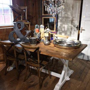 Matbord bord bockbord kryssben