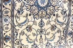 Nainmatta, ca 210x140 cm. Med dess vackra detaljer och höga kvalitet är Nain mångas favoritmatta.