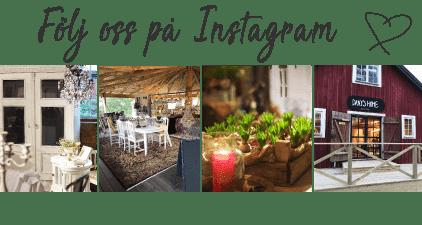 Följ oss på Instagram (@danyshome) för inspiration och sortiment