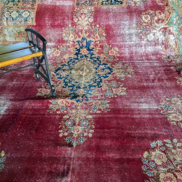 Mattor, skinn & textilier